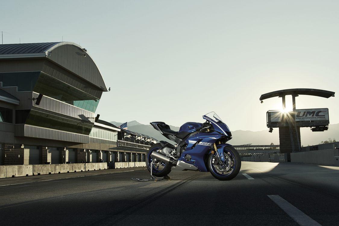 Обои Yamaha R6, Yamaha, Bikes картинки на телефон