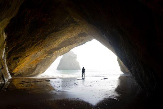 Фото бесплатно пляж, песок, человек