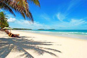 Фото бесплатно тропики, отдых, море