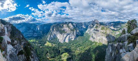 Фото бесплатно Йосемити, горы калифорнии, природа сша
