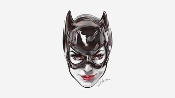Фото бесплатно Catwoman, лицо, Batman