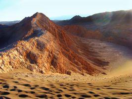 Фото бесплатно эоловый рельеф, бэдлендс, географическая особенность