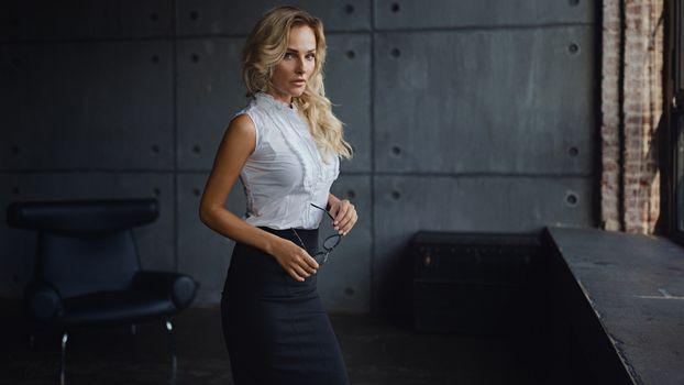 Фото бесплатно фотограф Сергей Жирнов, блондинка, женщина