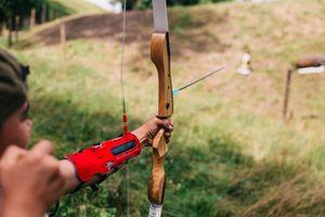 Бесплатные фото лес,активность,человек,лук,стрела,стрельба из лука,оружие