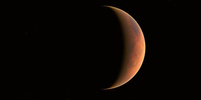 Photo free mars, planet, Digital Universe