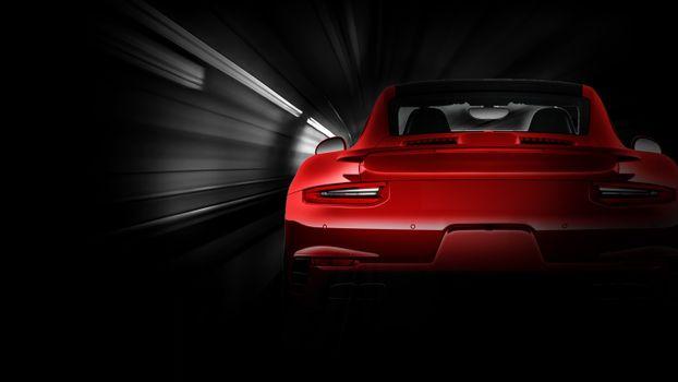 Photo free Porsche, red, supercars