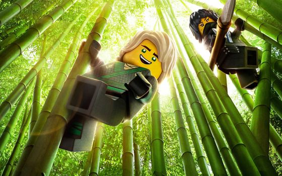 Photo free the lego ninjago movie, nya, lloyd