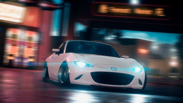 Photo free Mazda, Need for Speed, games