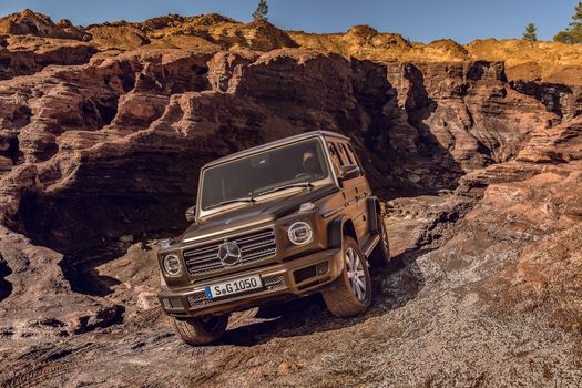 Photo free off-road, 2019 cars, Mercedes
