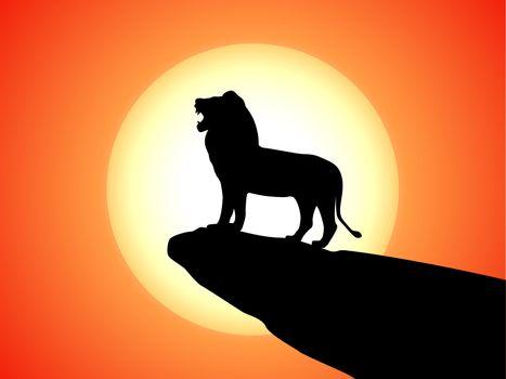 Фото бесплатно Лев Король, Дисней, Лев
