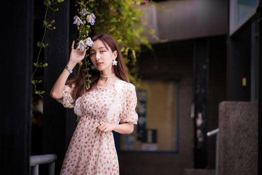 Photo free asian dress, real girls, glance
