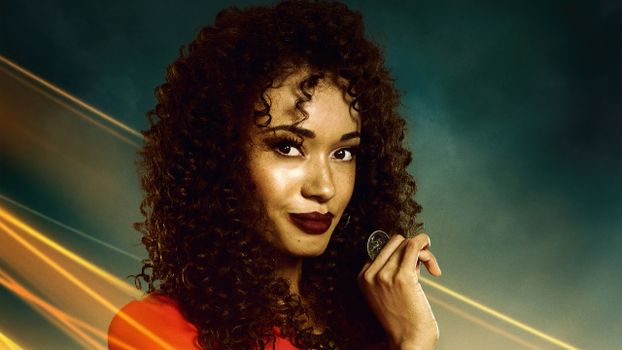 Photo free legends of tomorrow, TV show, curly hair