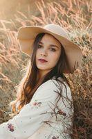 Бесплатные фото лицо,портрет,женщина,ППЛ,модель,дама,шляпа