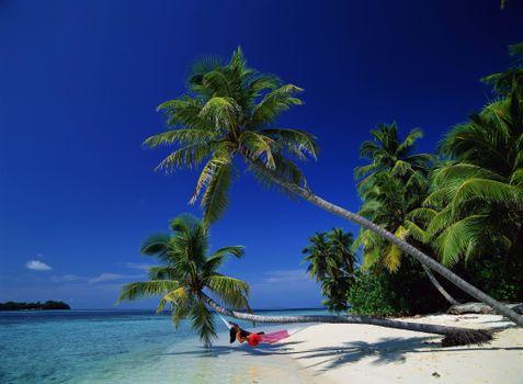 Фото бесплатно море, залив, небо