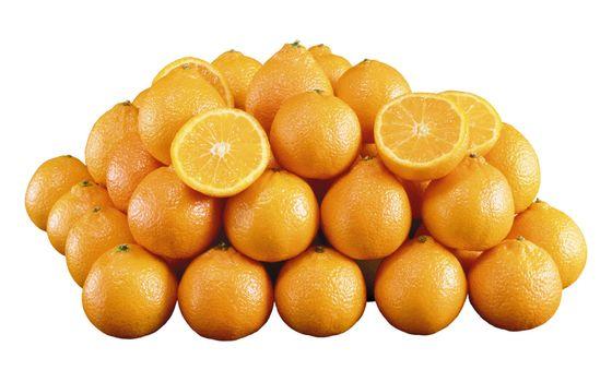 Photo free food, fruits, mandarin