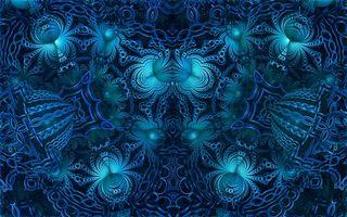 Заставки Fractal,абстракция,фрактал,узоры