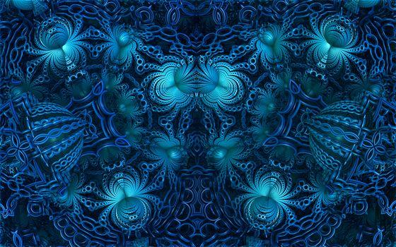 Фото бесплатно Fractal, абстракция, фрактал