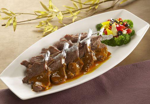 Фото бесплатно мясо, говядина, соус