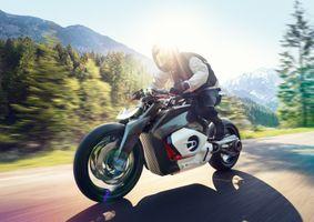Фото бесплатно БМВ, мотоцикл, родстер