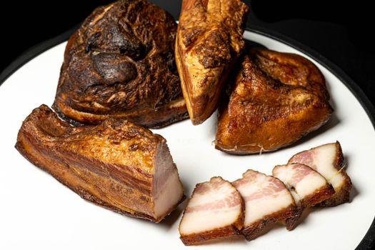 Photo free food, pork, piece