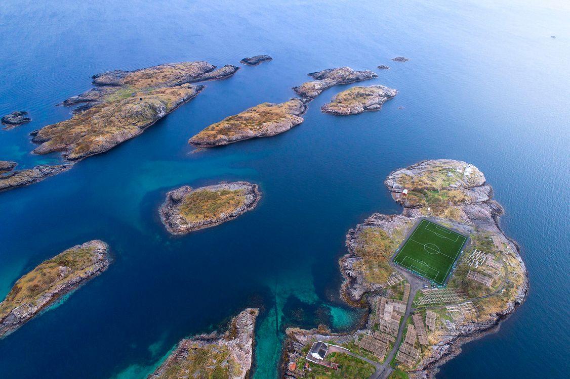 Фото бесплатно Футбол, Стадион, Норвегия - на рабочий стол