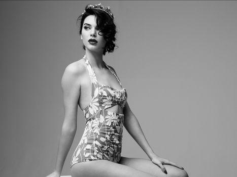 Photo free Kendall Jenner, model, сelebrities