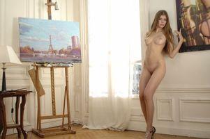 Бесплатные фото Camila B,модель,красотка,голая,голая девушка,обнаженная девушка,позы