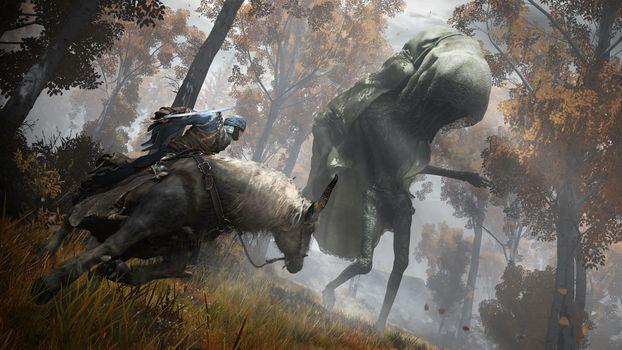 Фото бесплатно кольцо старейшины, лошадь, от программного обеспечения