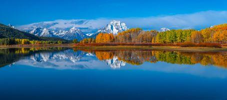 Фото бесплатно природа, США, панорама