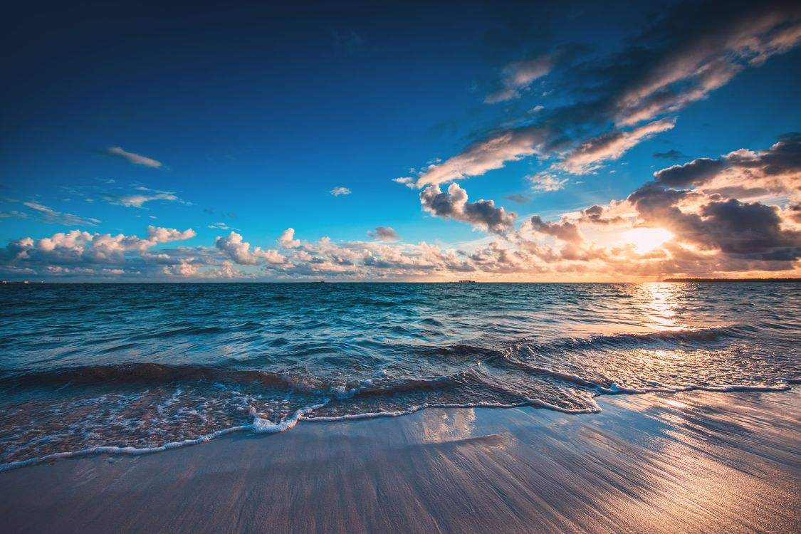Фото бесплатно Гаваи, синий, море - на рабочий стол