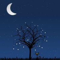 Бесплатные фото кошка,искусство,дерево,вектор,cat,art,tree