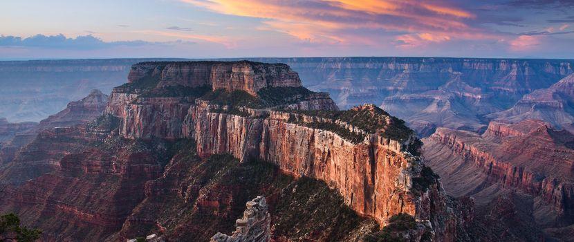 Фото бесплатно Монтана, природа, великий каньон