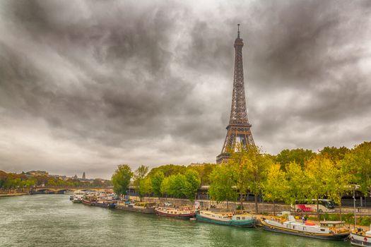 Фото бесплатно город, Seine River, Paris