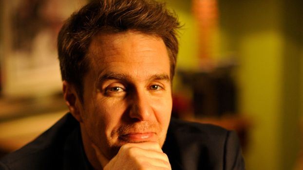Photo free Sam Rockwell, face, portrait