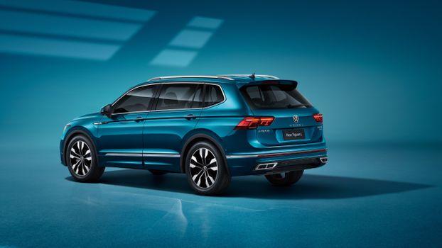 Фото бесплатно машины, Volkswagen, кроссовер
