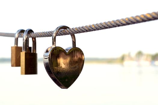 Photo free chain, love, heart