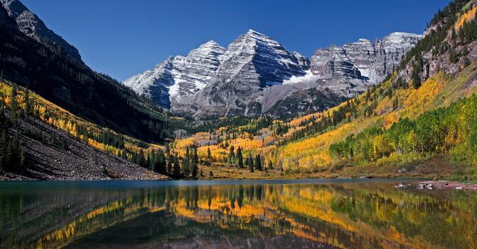 Фото бесплатно географическая особенность, озеро, перевал