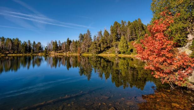 Photo free nature, Andorra, autumn