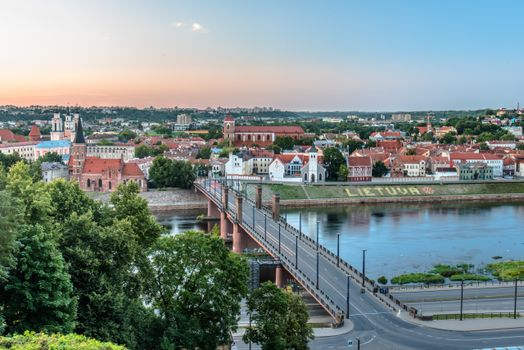 Фото бесплатно города, Литва, мост