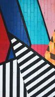 Фото бесплатно граффити, искусство, полосы