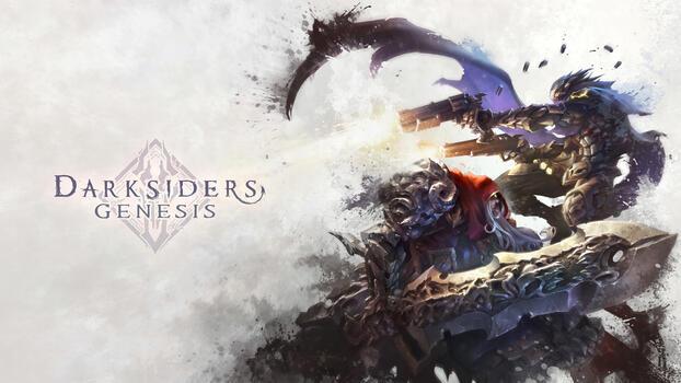 Photo free games 2019, games, darksiders genesis