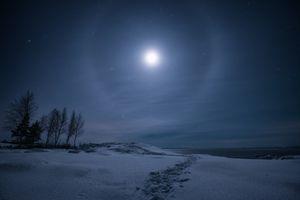 Бесплатные фото Лапландия,Финляндия,зима,снег,сугробы,деревья,пейзаж