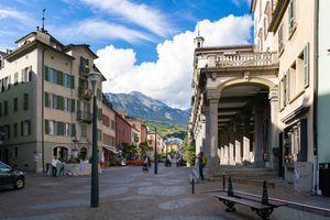 Photo free cities, Switzerland, fountains