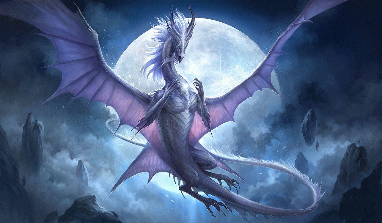 Фото бесплатно Dragon, художника, произведения искусства - на рабочий стол