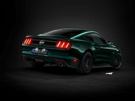 Фото бесплатно Ford Mustang, Ford, задняя часть