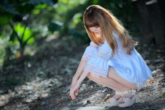 Photo free asian, model, women