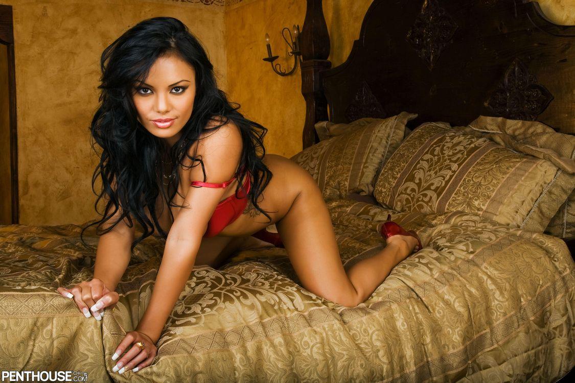 Фото бесплатно Justene Jaro, красотка, позы, поза, сексуальная девушка, модель, девушки