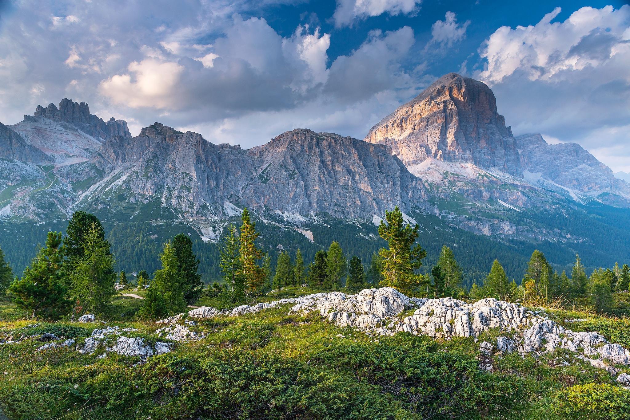 Доломиты, Италия, горы