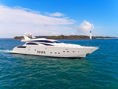 Free yacht, island download photo