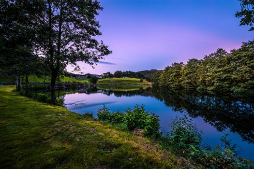 Фото бесплатно Рогаланд, Норвегия, закат